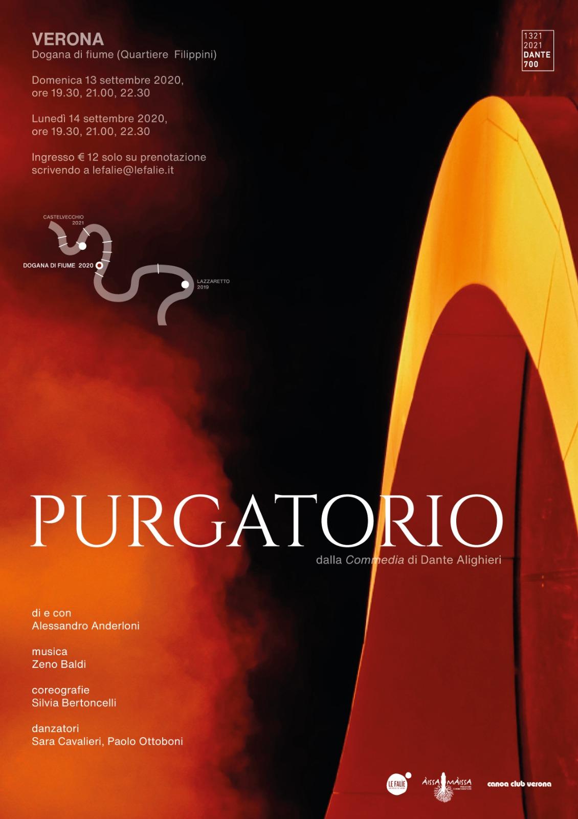 Purgatorio - Àissa Màissa